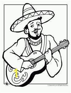 Mexican Independence Day Coloring Pages El Grito 16 de septiembre