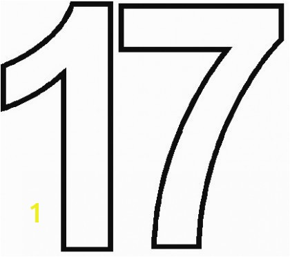 Number 17 Coloring Page Throughout Color By Number Printables Number 28 Color By Number Org