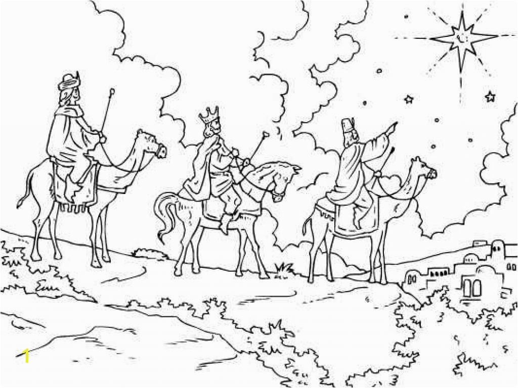 Simplistic 3 Wise Men Coloring Page 1000 About Wisemen Pinterest Three Kings Within