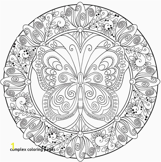 15 New Geometric 3d Coloring Pages Collection