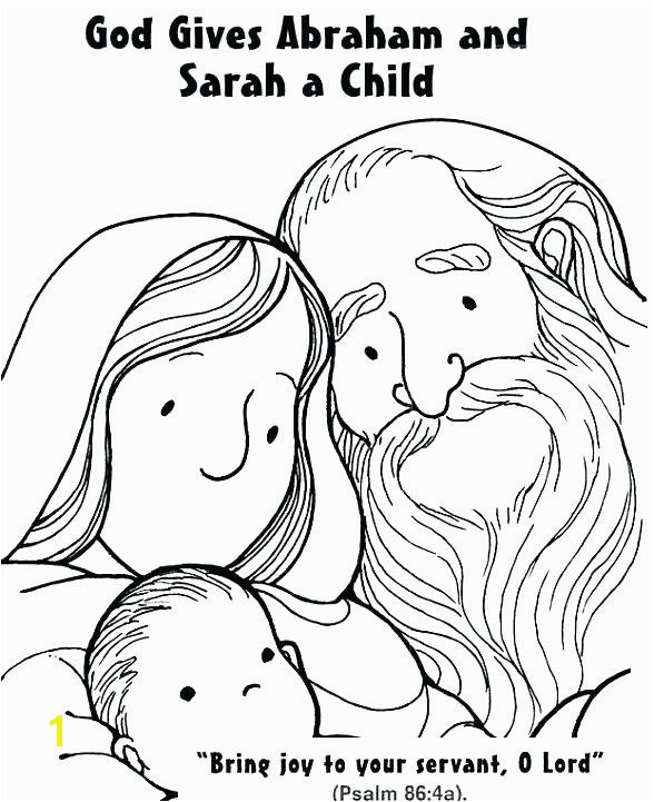 abraham and sarah have a baby coloring page and by coloring page fresh of and have abraham and sarah have a baby coloring page