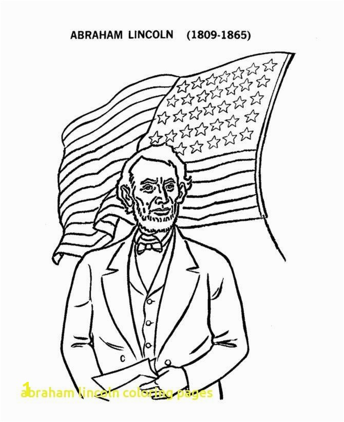 Abraham Lincoln Coloring Pages Wkwedding Ideas Abraham Lincoln Coloring Page