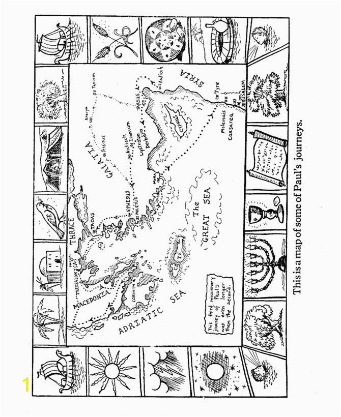 Acts the Apostles Coloring Pages Awesome 41 Awesome Saul Be Es Paul Coloring Pages