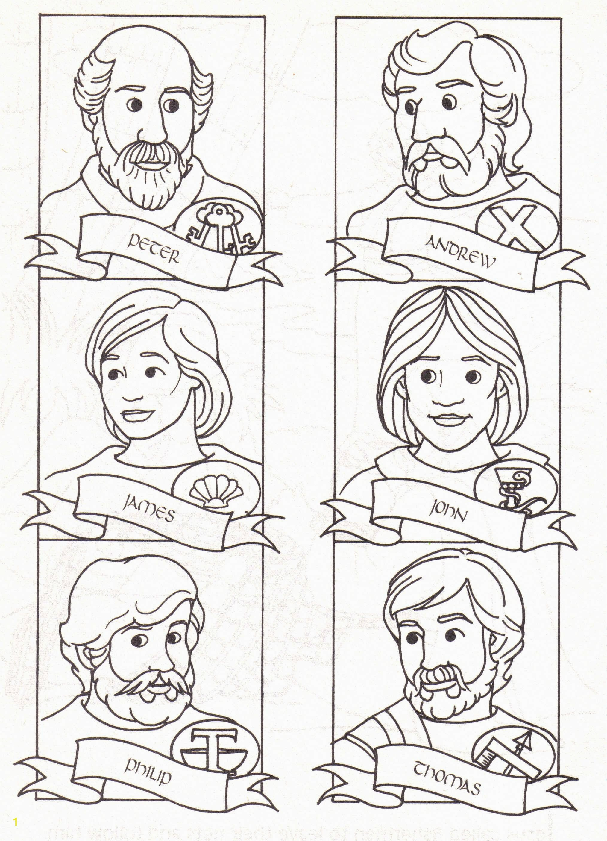 Acts Of the Apostles Coloring Pages Acts the Apostles Coloring Pages Best Beautiful Jesus