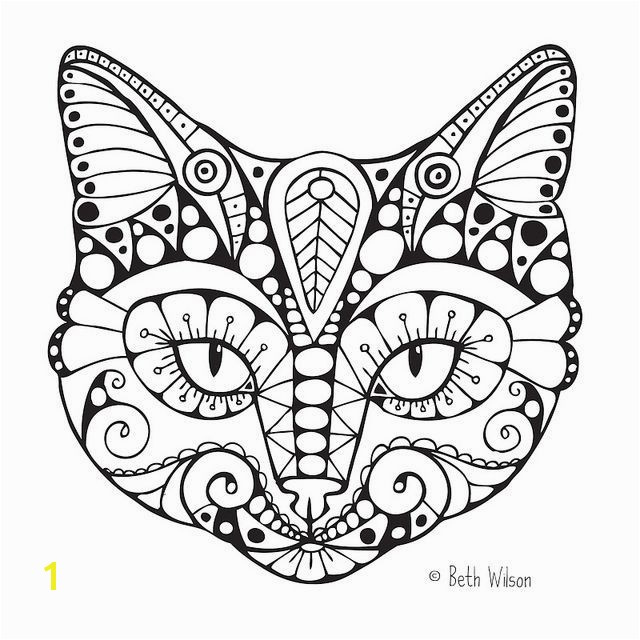 Coloring For Cats Cats Coloring Pages Free Coloring