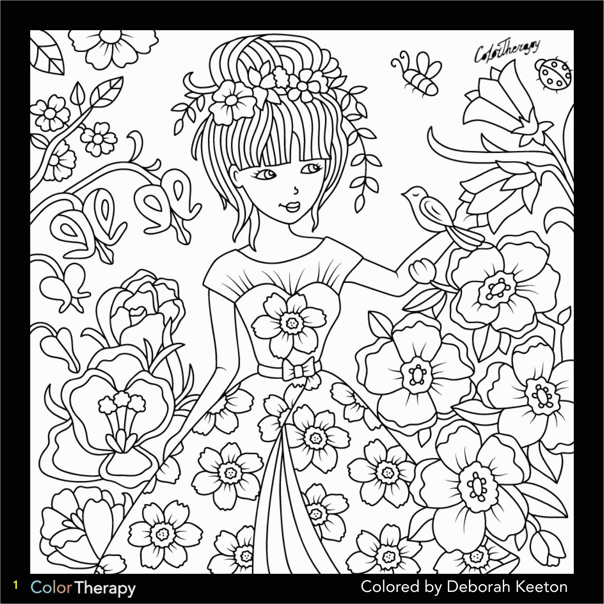 14 Unique African American Woman Coloring Pages s