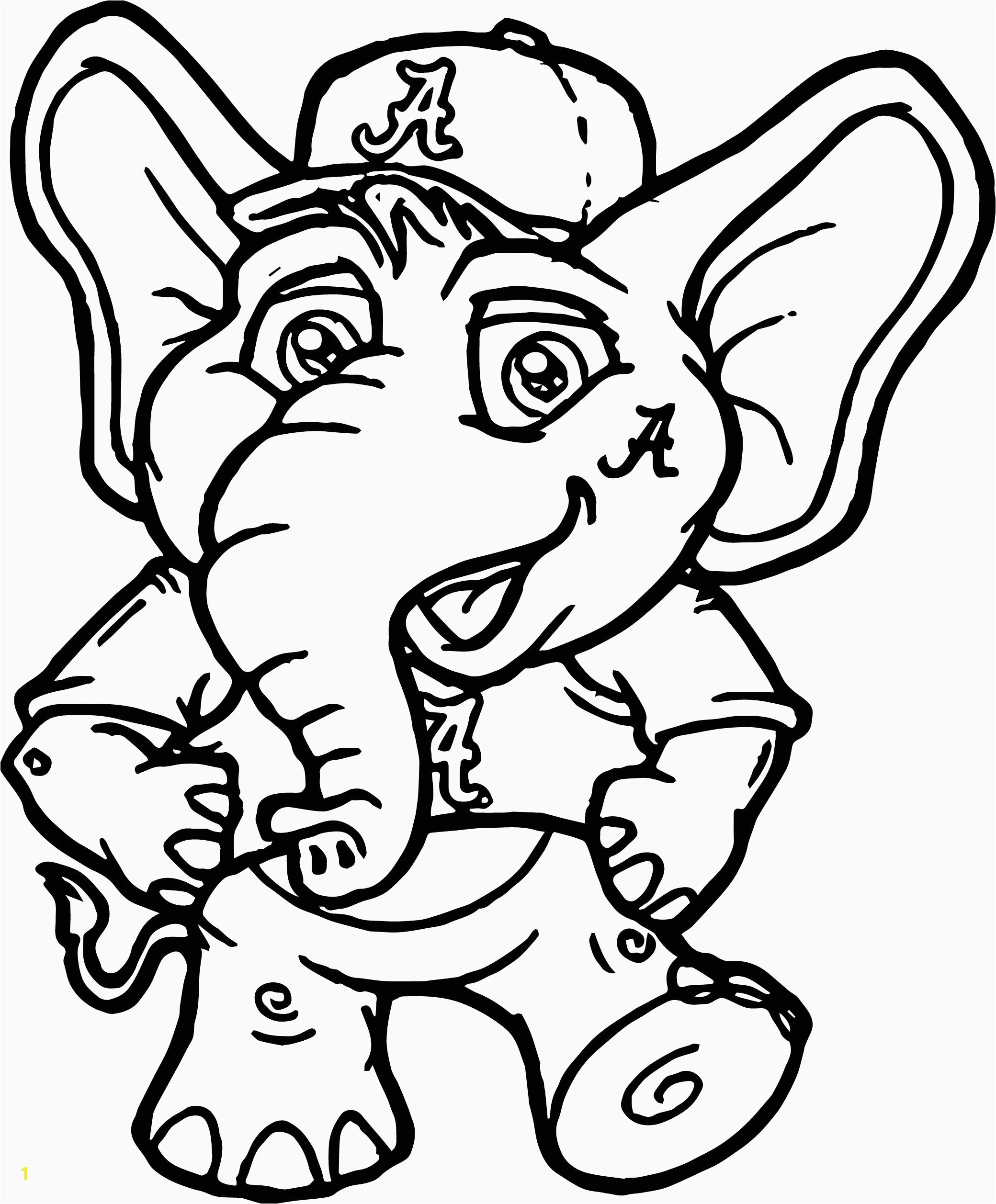 Alabama Coloring Pages Luxury Football Coloring Page Fresh Coloring Pages Alabama Football