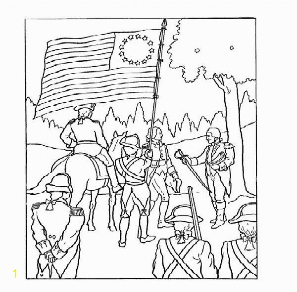 Coloring Pages American Revolution And Pinterest Revolutionary