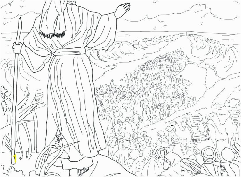 Ancient Israel Coloring Pages