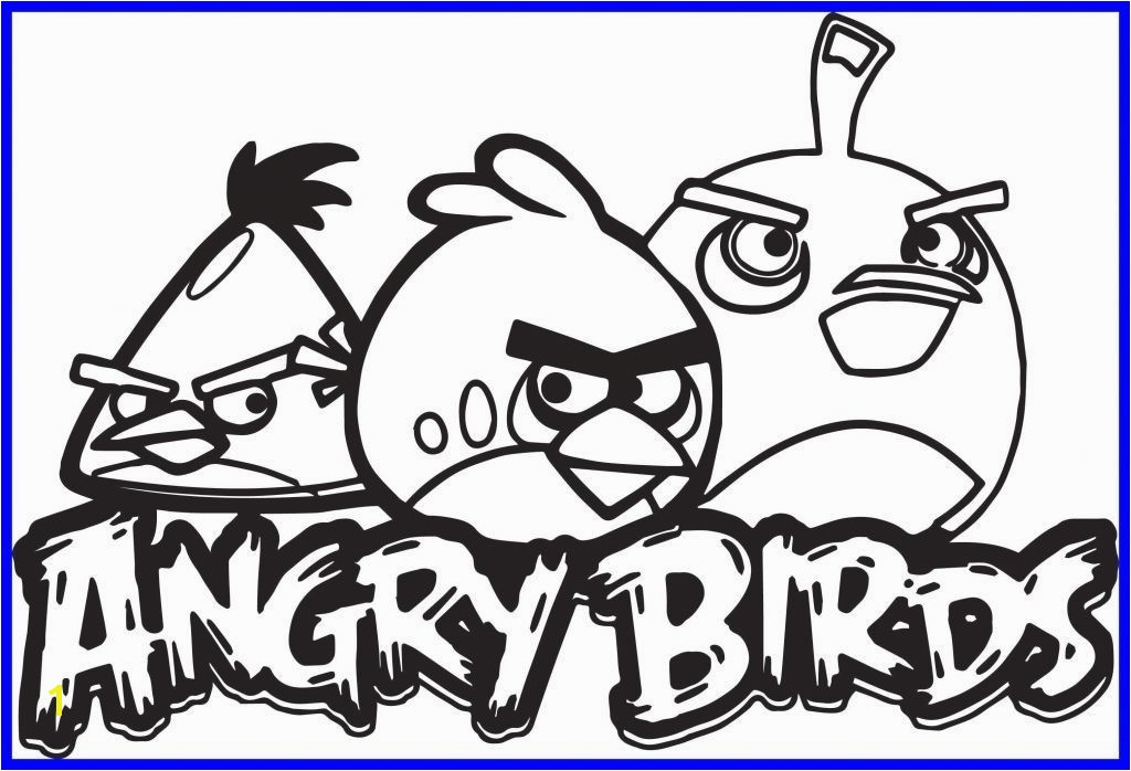 Luxury Angry Birds Coloring Pages Yellow Bird Katesgrove