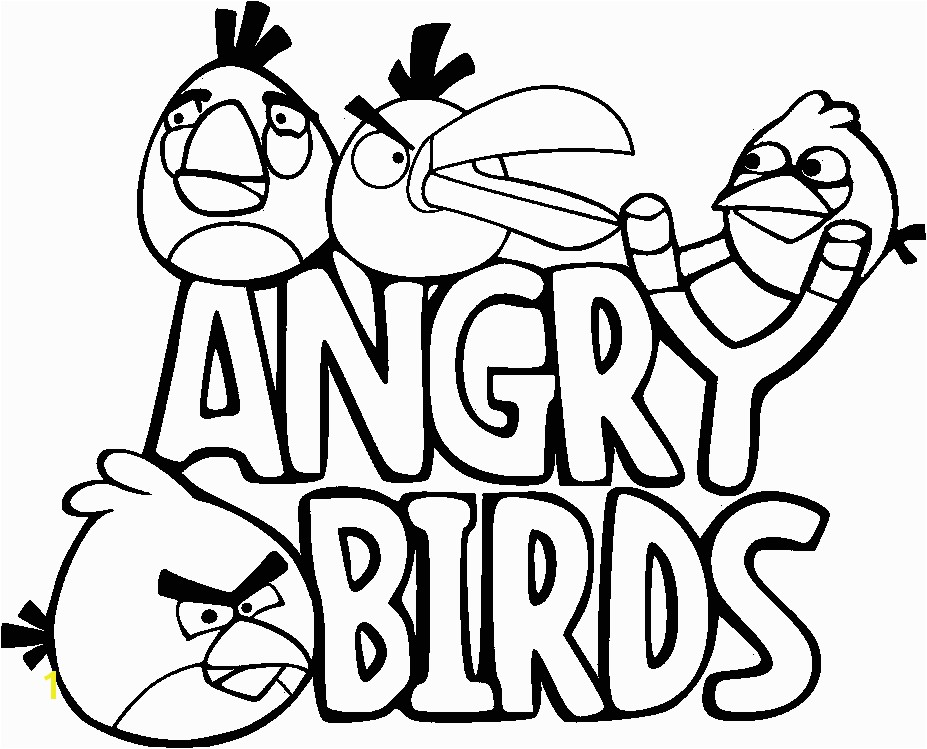 Angry Birds birds coloring pagesml