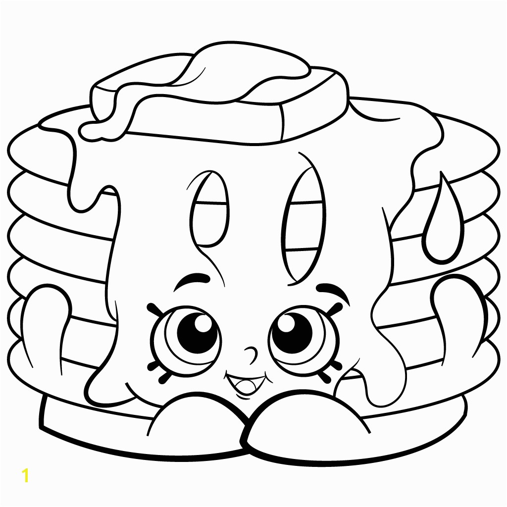 Apple Blossom Shopkin Coloring Page Apple Blossom Line Drawing at Getdrawings