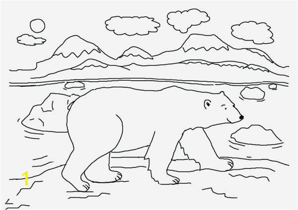 Printable Arctic Animal Coloring Pages Best 18cute Arctic Animals Coloring Pages Clip Arts & Coloring
