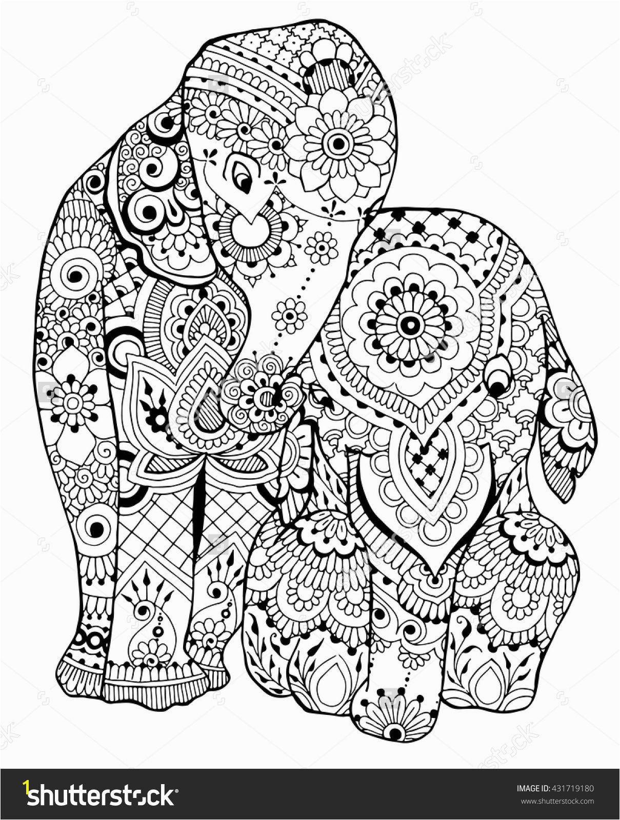 Elephant Coloring Pages Best Color Page New Children Colouring 0d Archives Con Scio – Modokom