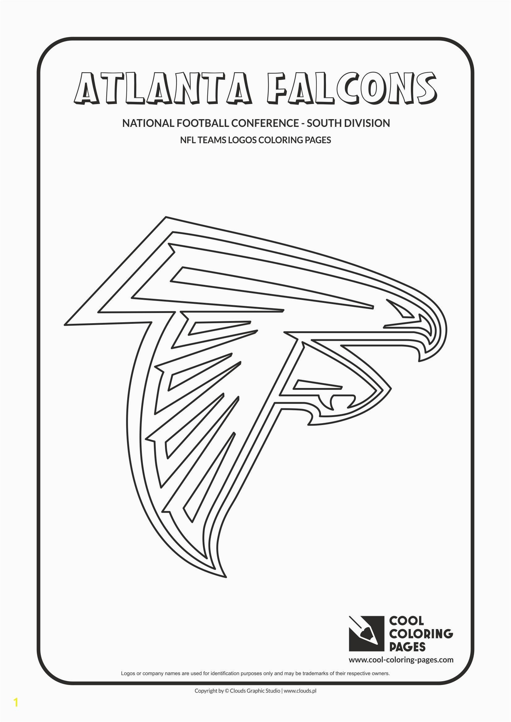 Atlanta Falcons Coloring Pages atlanta Falcons Coloring Pages Cool Coloring Pages