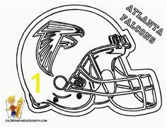 Atlanta Falcons Coloring Pages Logo Of the Nfl National Football League Coloring Page
