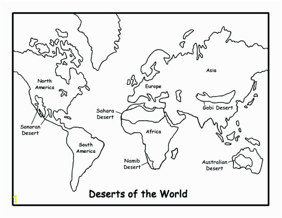 Desert Biome Coloring Page New World Map Gobi Desert Elegant Gobi tour Special 7 Nights 8