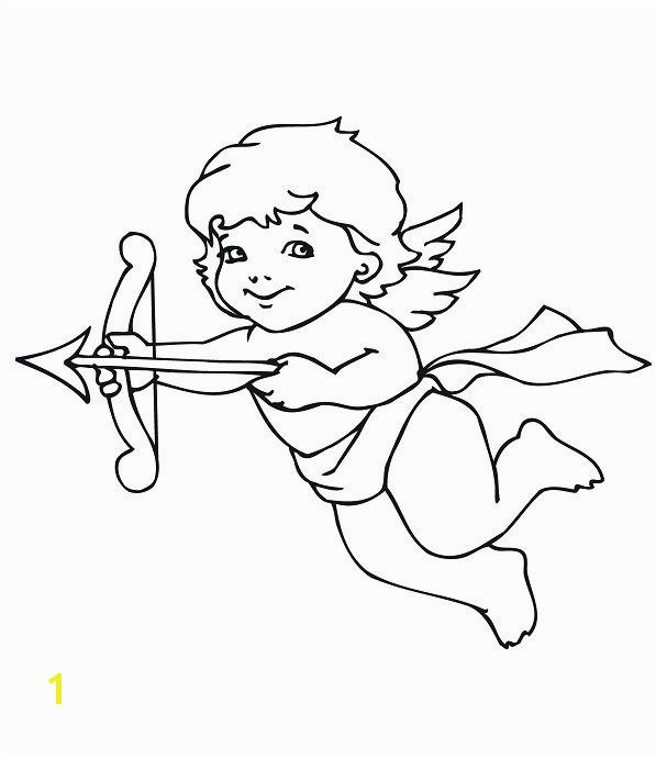 Baby Cupid Coloring Pages Fresh the 125 Best Valentines Day Coloring Pinterest graph