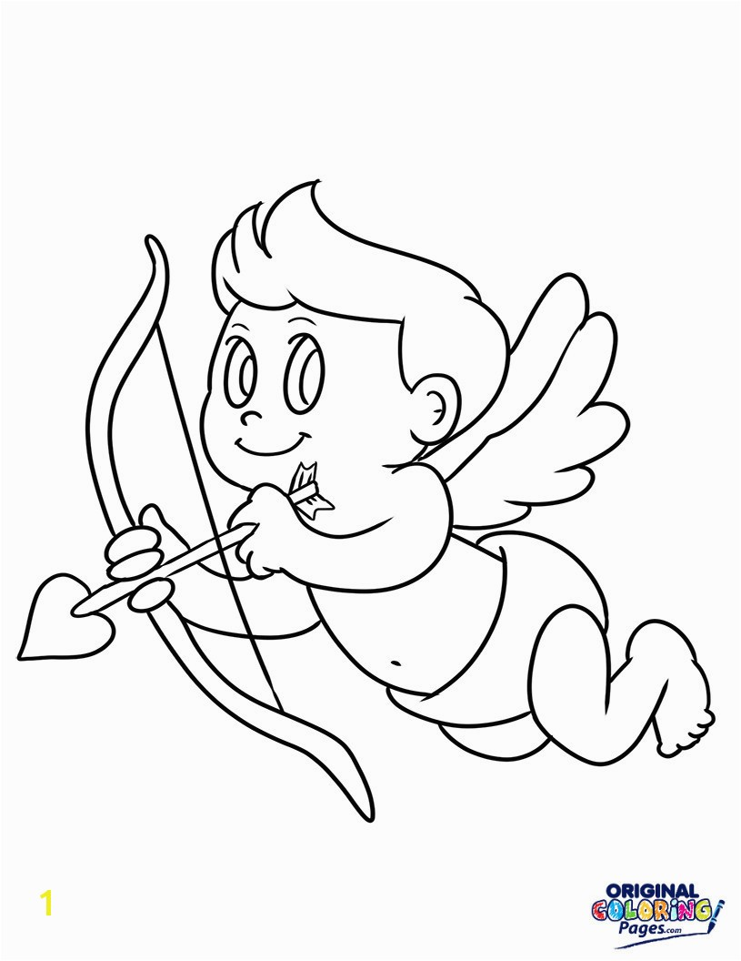 Baby Cupid Coloring Pages Fresh Part 19 Coloring Page for Kids Teacher Parent and for All