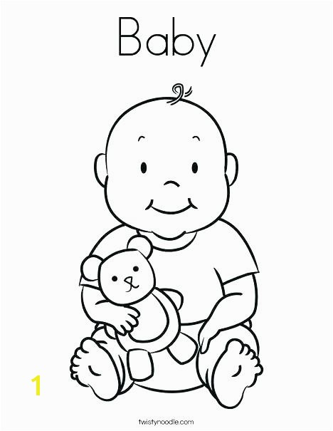 Baby Alive Coloring Book Baby Shower Coloring Pages Baby Coloring Pages To her With Baby 1 Coloring