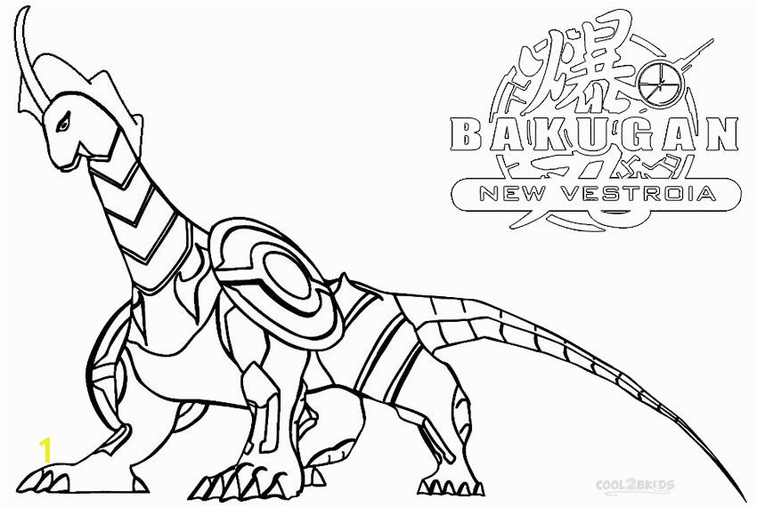 Bakugan Coloring Page At Bakugan Coloring Pages