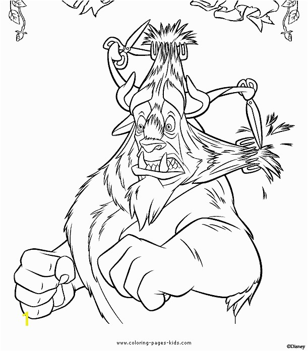 Awesome Beauty And The Beast Coloring Pages More Image Ideas