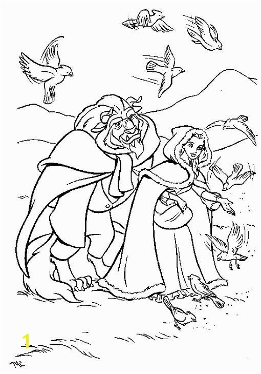 Beauty And The Beast Coloring Pages Fresh 18awesome Beauty And The Beast Coloring Book Clip Arts