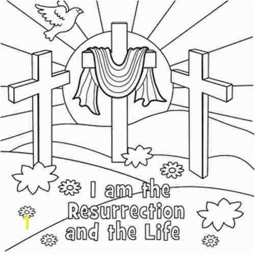 Christian Drawing at Getdrawings Religious Easter Coloring Pages