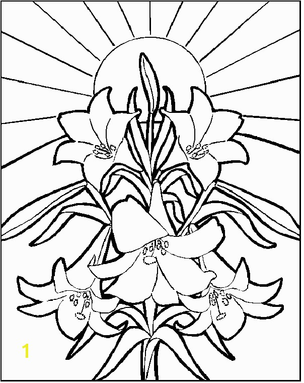 Religious Easter Coloring Pages Getcoloringpages Religious Easter Coloring Pages
