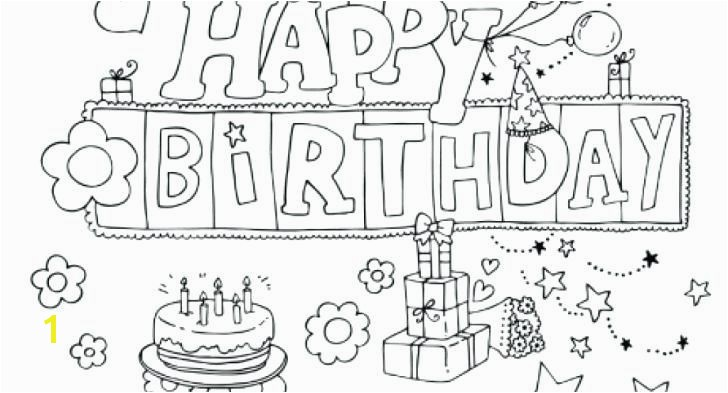 birthday coloring pages for aunts happy birthday coloring card best of happy birthday printable coloring pages