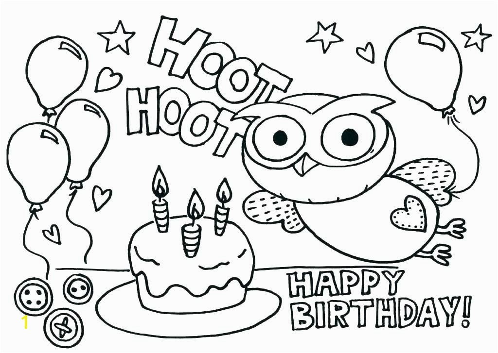 free birthday coloring pages to print birthday coloring sheets
