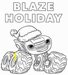 Blaze and the Monster Machines Nick Jr Coloring Pages Blaze and the Monster Machines Coloring Pages