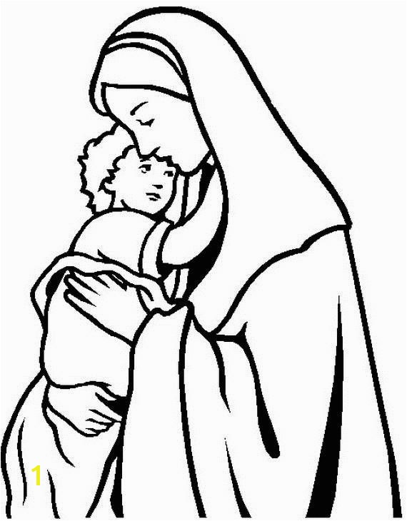 Use our Assumption The Blessed Virgin Mary coloring pages from our Glorious Mysteries The Rosary Coloring Pages to have fun in celebration of the