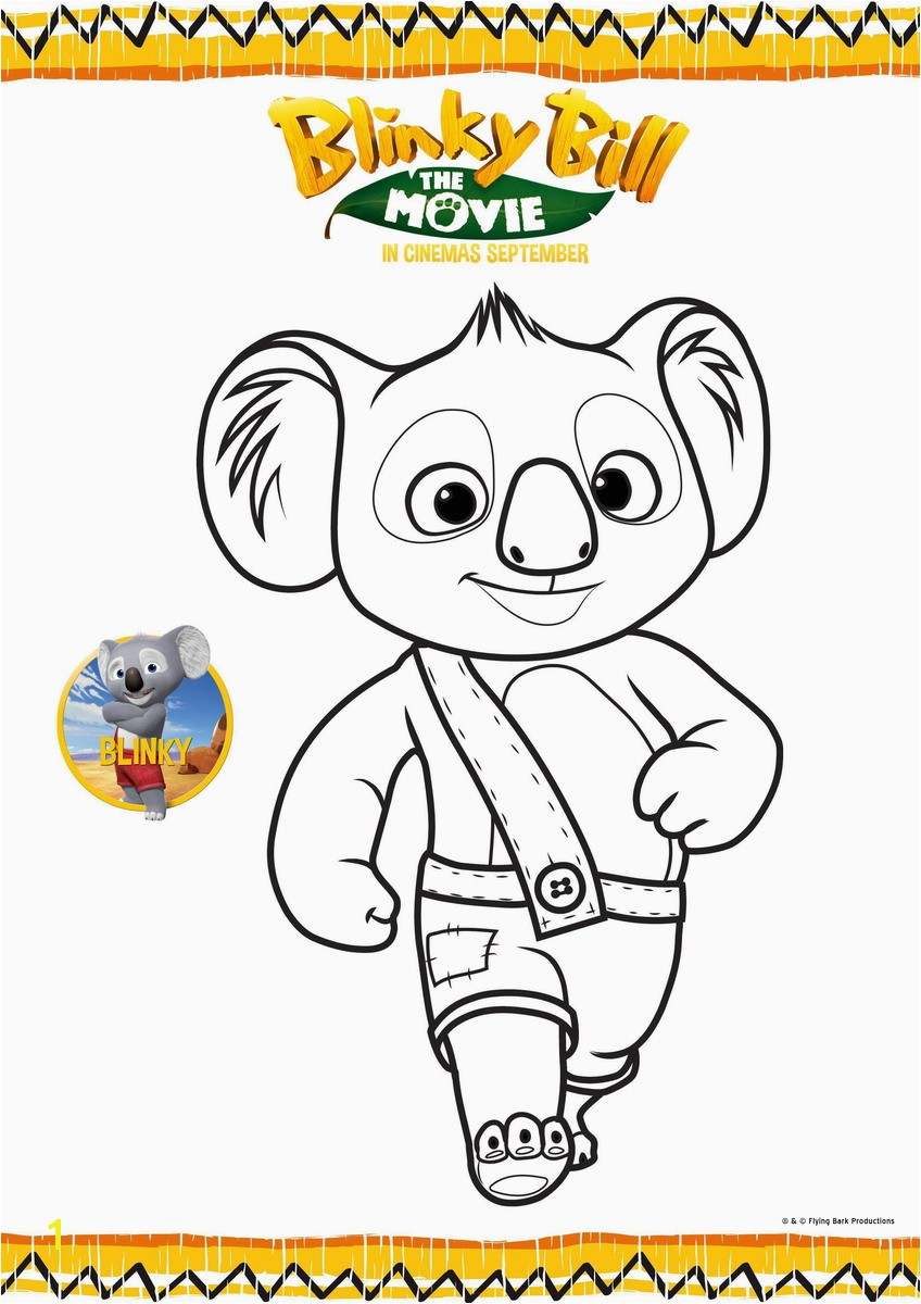 Watch Blinky Bill Movie Trailer