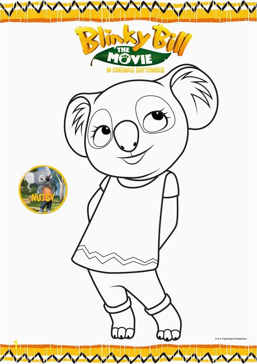 Watch Blinky Bill Movie Trailer