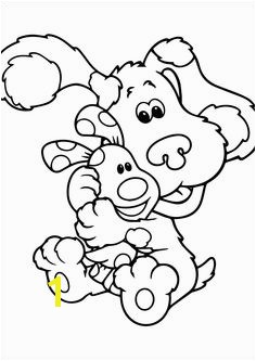 nice blues clues coloring pages Check more at loring