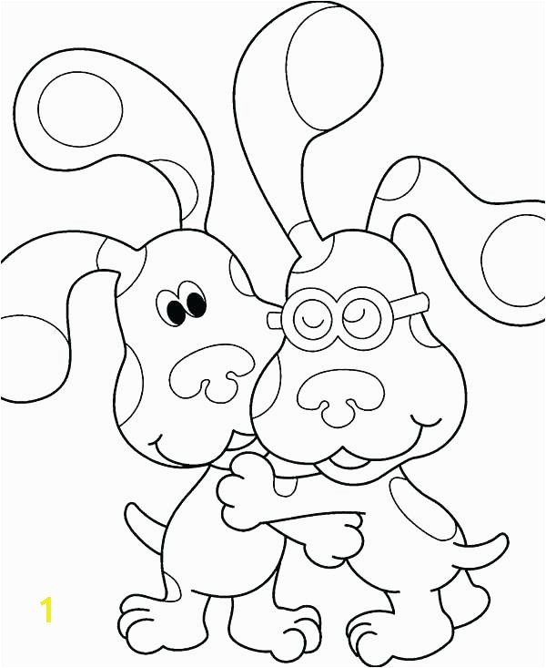 Blues Clues Magenta Coloring Pages Blues Clues Magenta Coloring Pages Blues Clues Magenta Coloring