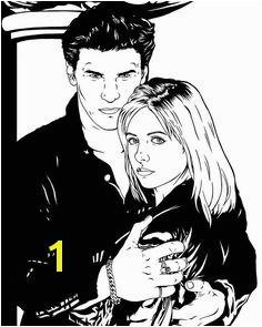 Buffy the Vampire Slayer Season 10 Dark Horse Issue 04 Page Cover B Pomysły do domu Pinterest