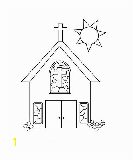 Building the Temple Coloring Pages Coloring Pages School Building New Church Coloring Pages for