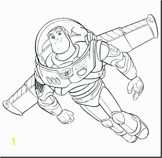 Buzz Coloring Pages Free Woody Colouring Printable Toy Story 3 Extraordinary
