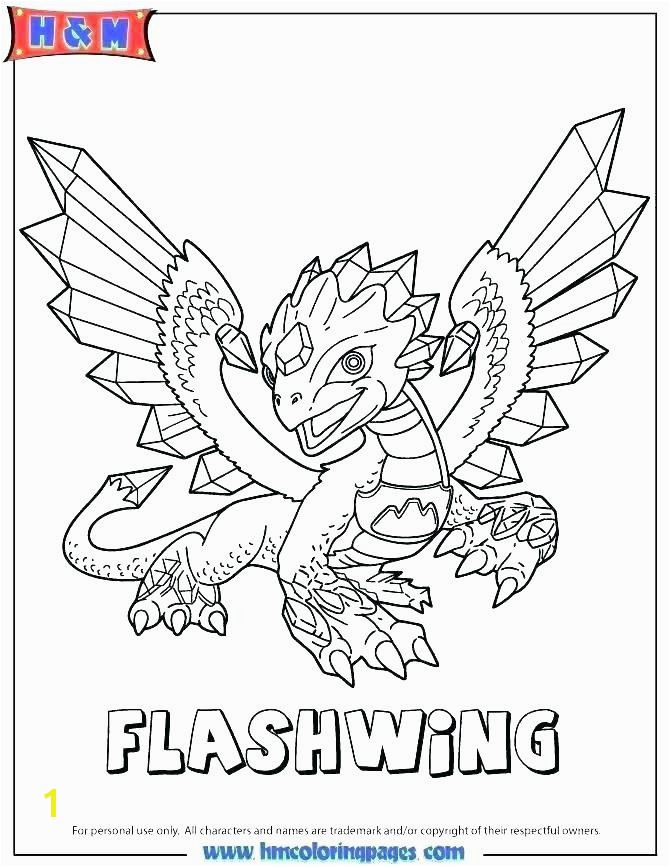 15 Unique Camo Skylanders Coloring Pages