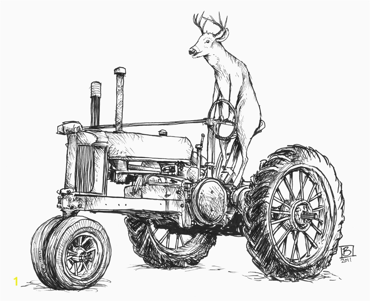 John Deere Coloring Pages Luxury John Deere Tractor Coloring Pages