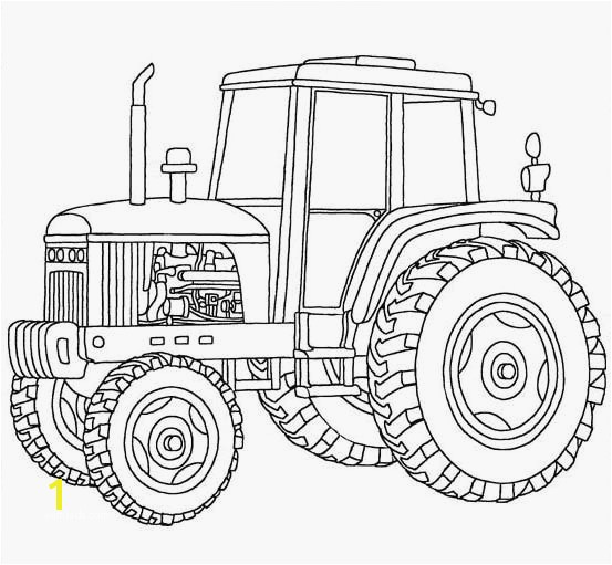 John Deere Coloring Pages Splendid 22 New Tractor Coloring Pages s