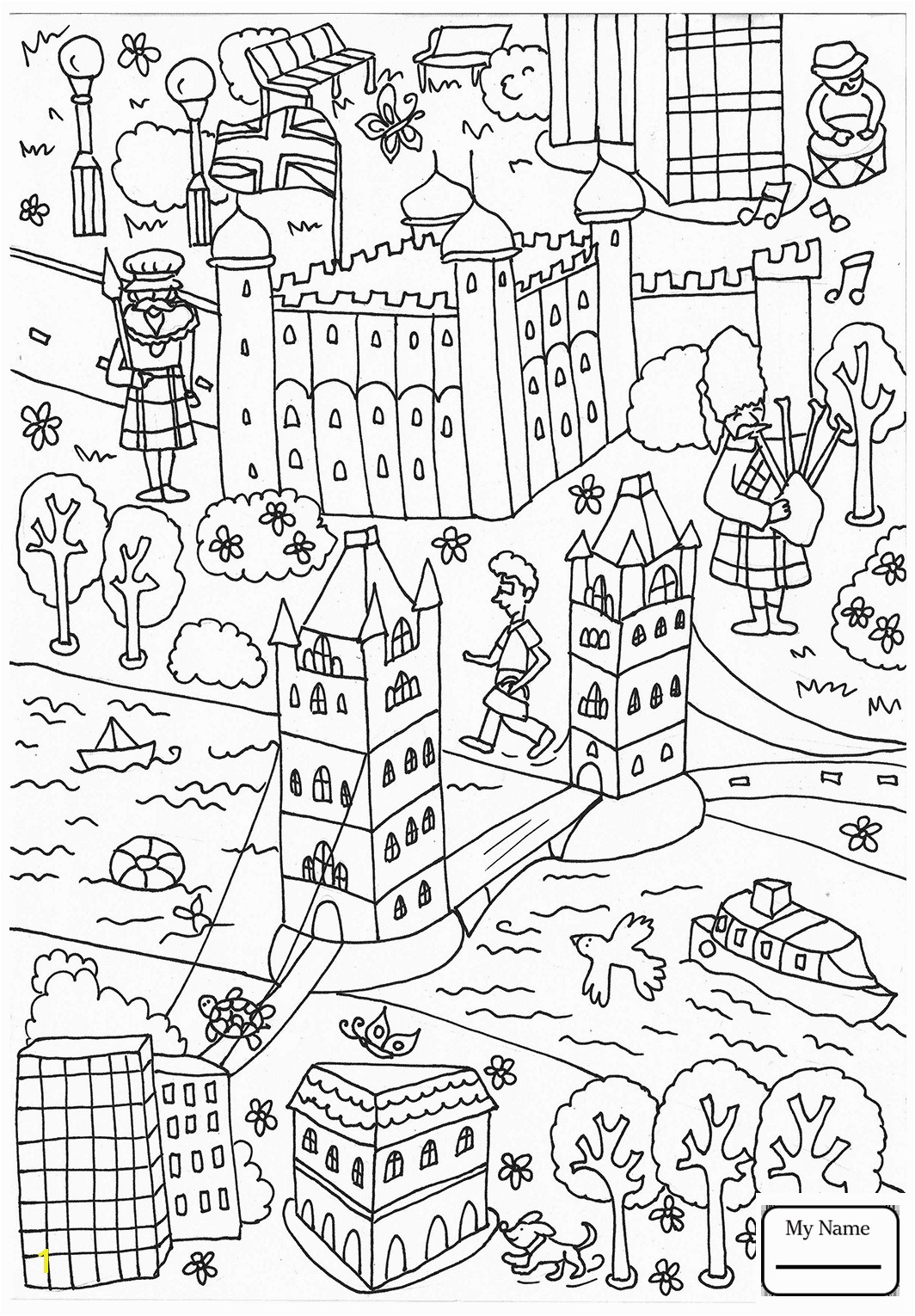 Informative Central Park Coloring Pages Arts Culture Architecture And Metropolitan Museum