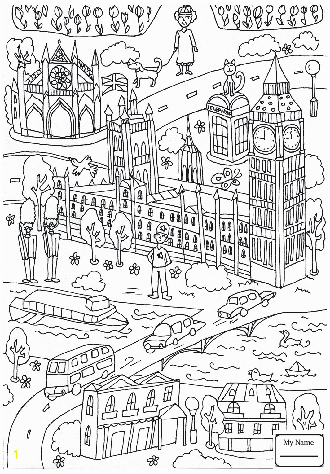 Endorsed Central Park Coloring Pages And Plaza Hotel Arts Culture