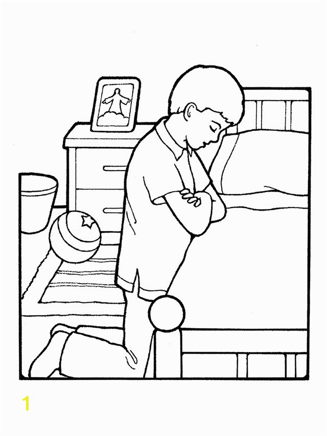 Child Praying Coloring Page Lds New Lds Primary Coloring Pages Perfect Lent Coloring Pages Prayer with
