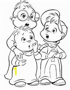 coloring pages of alvin and the chipmunks coloring pages printable and coloring book to print for free Find more coloring pages online for kids and adults