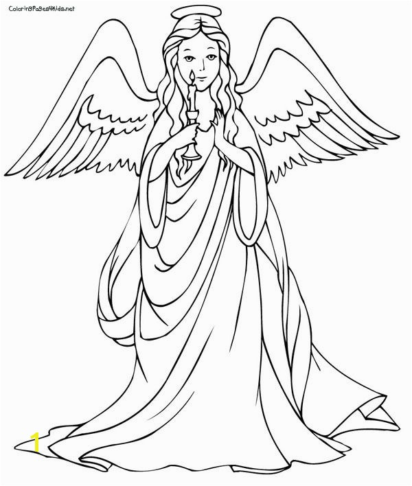 christmas angel template printable Google Search