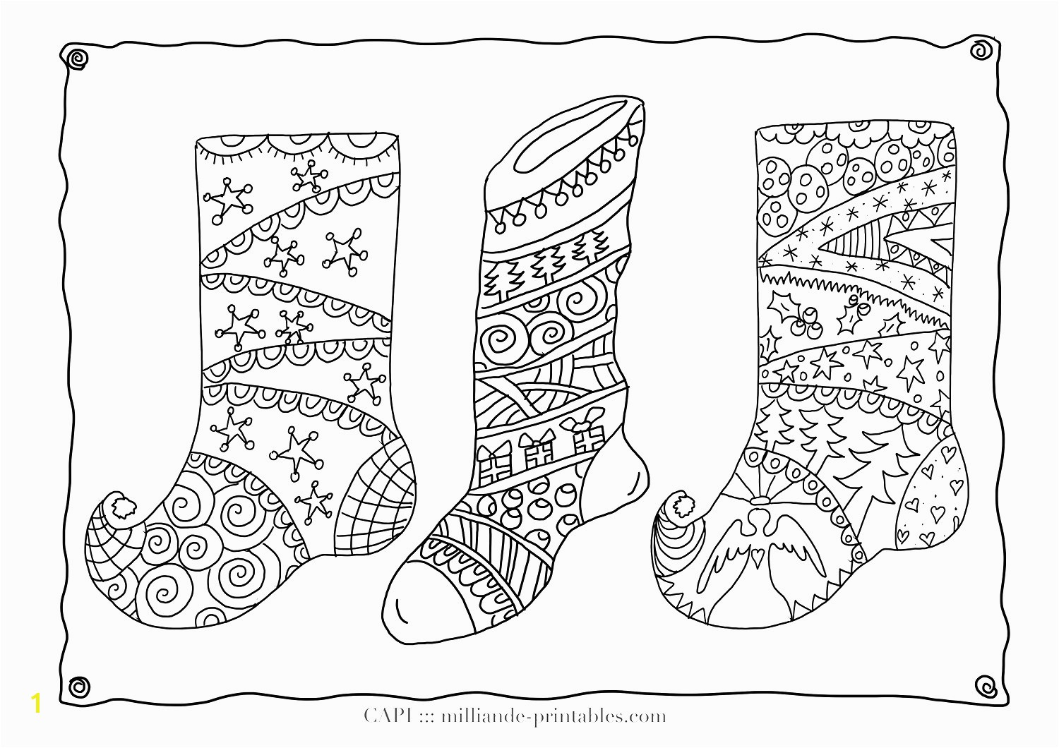 Open and print this Christian coloring page