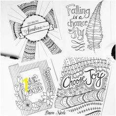 Color Me Swoon Pages Inspirational Color Me Inspired Vol 1 Pinterest Image